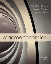 macroeconomis 11ª edition dornbush fischer and startz
