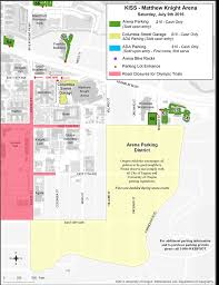Springfield Oregon Map by Event Parking And Transportation Matthew Knight Arena Eugene Oregon