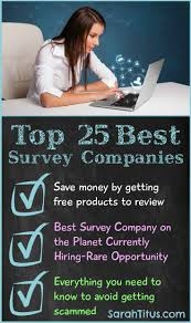 ideas about Survey Companies on Pinterest   Take Surveys     Pinterest     for the last    years and know which companies are good and which ones are scams and how to tell the difference  Which companies are the best  pay