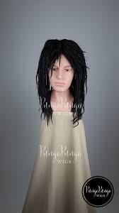 halloween mens wigs 46 best yarn wigs images on pinterest yarn wig crochet hats and