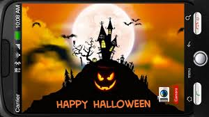 halloween hd live wallpaper happy halloween full moon hill deluxe hd edition 3d live wallpaper