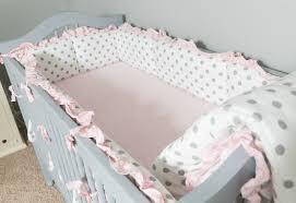 deanna pappas stagliano u0027s soft gray and pink nursery project nursery