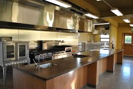 breathtaking commercial open kitchen design 26 with additional