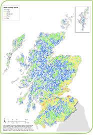 Hydrology Map Senior Level Scotland U0027s Environment Web