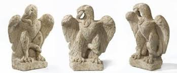 Intact       Year Old Well Preserved Roman Eagle Statue Found in     An eagle sculpture dating to Roman period has been found at the development site of a