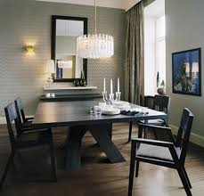 contemporary dining room chandelier orchard dining room b modern