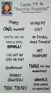48 best halloween card verses images on pinterest halloween
