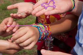 Sillybands bracelets