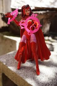 marvel scarlet witch costume awesome toy picks scarlet witch marvel legends infinite series