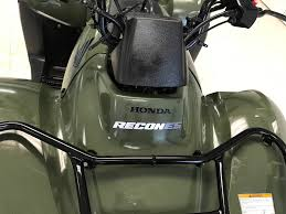 used 2014 honda fourtrax recon es atvs in herkimer ny