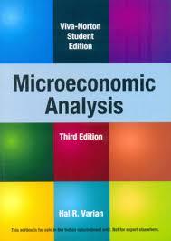 microeconomic analysis 3rd edition buy microeconomic analysis