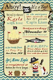 printable baby shower invitations for boys pirate baby shower invitation boy invitation pirate shower