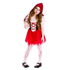 Undead Halloween Costumes Girls Zombie Undead Kids Halloween Childrens Horror Fancy Dress