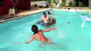 WTF!...Man Has DIARRHEA In Swimming Pool!!!