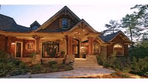 house plans with walkout basement and front porch youtube