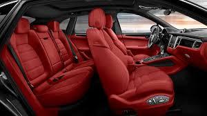 Porsche Cayenne Inside - update1 2015 porsche macan turbo and macan s u2013 interior exterior