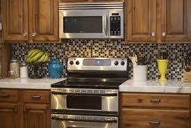 kitchen ideas backsplash stone tile tuscan kitchen backsplash idea