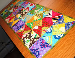 Quilted Table Runners by Handmade Quilted Table Runner By Originals By Lauren Custommade Com