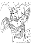 Spiderman dibujos para pintar colorear e imprimir. Spiderman ...