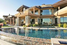 luxury house with pool glass windows luxury mansion home with