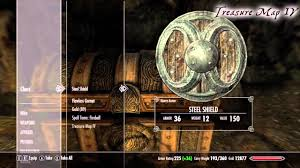 Bal Foyen Treasure Map 1 Skyrim Treasure Map Guide 1 2 Maps 1 5 Youtube