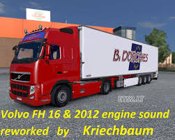 2009 volvo truck volvo fh stock sound reworked ets 2 mods