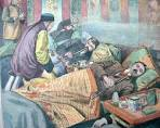 from 1907 depicts opium