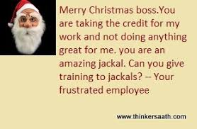merry christmas cards boss thinkersaath