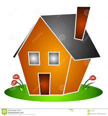 home clipart isolated house flowers clipart 2776074 141 home