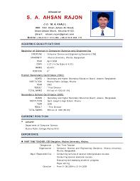 English teacher CV sample  assign and grade class work  homework     happytom co cv english example curriculum vitae english sample       curriculum
