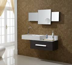 Vanity Units With Drawers For Bathroom by Modern Wall Mounted Bathroom Vanity Unit Come With Single Large