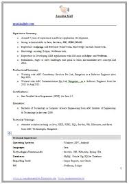 Resume Format Filetype Doc  how to write business trip report     Dayjob