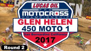 ama motocross online 250 moto 1 ama motocross 2017 round 1 hangtown mx class full