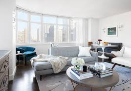 the well appointed catwalk modern minimalist new york apartment