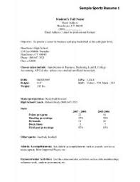 Simple Resume Examples For Students by Examples Of Resumes 89 Amazing Best Resume Samples For