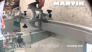 Woodworking Machinery Show Germany by Martin Cnc Panel Saws Scott Sargeant Woodworking Machinery Youtube