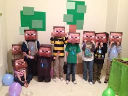 Halloween Minecraft Costume 12 Minecraft Costumes Images Minecraft