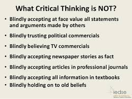 Critical and Creative Thinking   Critical Thinking Via Wiki Commons