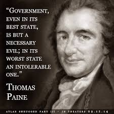 Thomas Paine Quote Pinterest