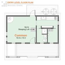 Common House Floor Plans by Cottage Style House Plan 1 Beds 1 00 Baths 688 Sq Ft Plan 556 3