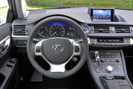 lexus hs interior dailytech 42 mpg lexus ct 200h hybrid hatchback priced from 29 995
