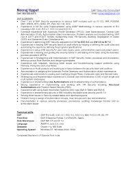 Sap Mm Sample Resumes by Sap Bi Bobj Resume Sap Bo Resume Sample Free Resume Example And