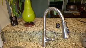 glacier bay touchless kitchen faucet unboxing and installing youtube