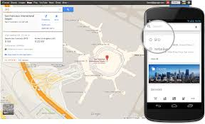Google Maps Los Angeles by Google Lat Long Hit The Road With The New Google Maps Preview