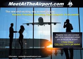 Meeting someone new at the airport is fun and exciting  We     ve all thought about it while waiting for our flight  It     s a bit of adventure that adds spice to