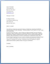 covering letter for resume samples administrative medical assistant cover letter sample livecareer medical assistant cover letter sample sample templates