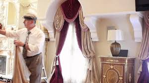 video 9 curtain design in brentwood room design ideas