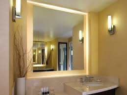 wall lights design lighted wall mirror for vanity lighted