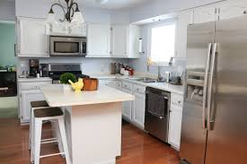 Linen Kitchen Cabinets Before U0026 Afters U2013 Zassy U0027s Treasures U0026 Design
