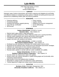 Resume Samples Of Software Engineer by Best Legacy Systems Administrator Resume Example Livecareer